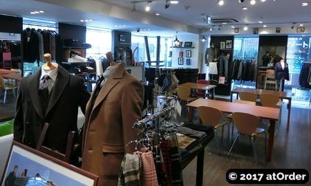 麻布テーラー &B 銀座six店の写真4