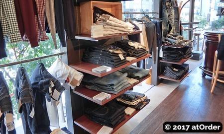 麻布テーラー &B 銀座six店の写真1