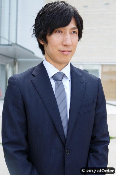亀崎光博 選手のスナップ3
