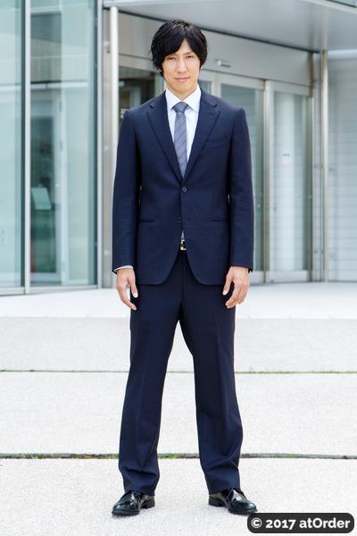 亀崎光博 選手のスナップ1