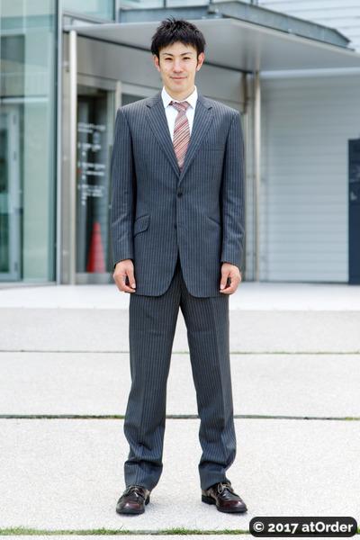 浅野崇史 選手のスナップ1