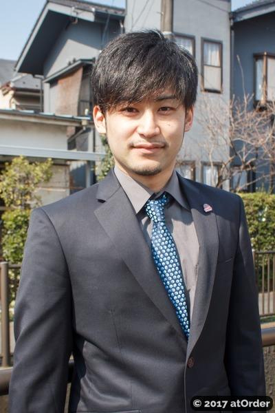 大金広弥 選手のスナップ4