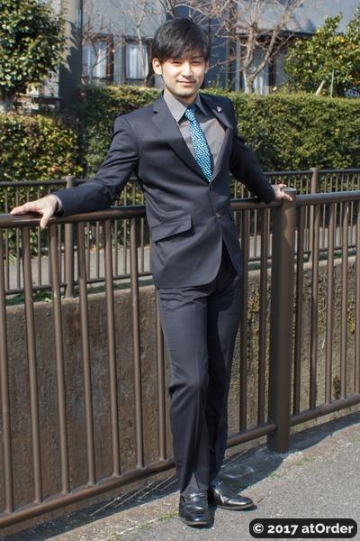 大金広弥 選手のスナップ3